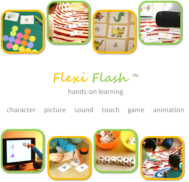 FLEXI FLASH HANDS-ON LEARNING : A learning method that engages children